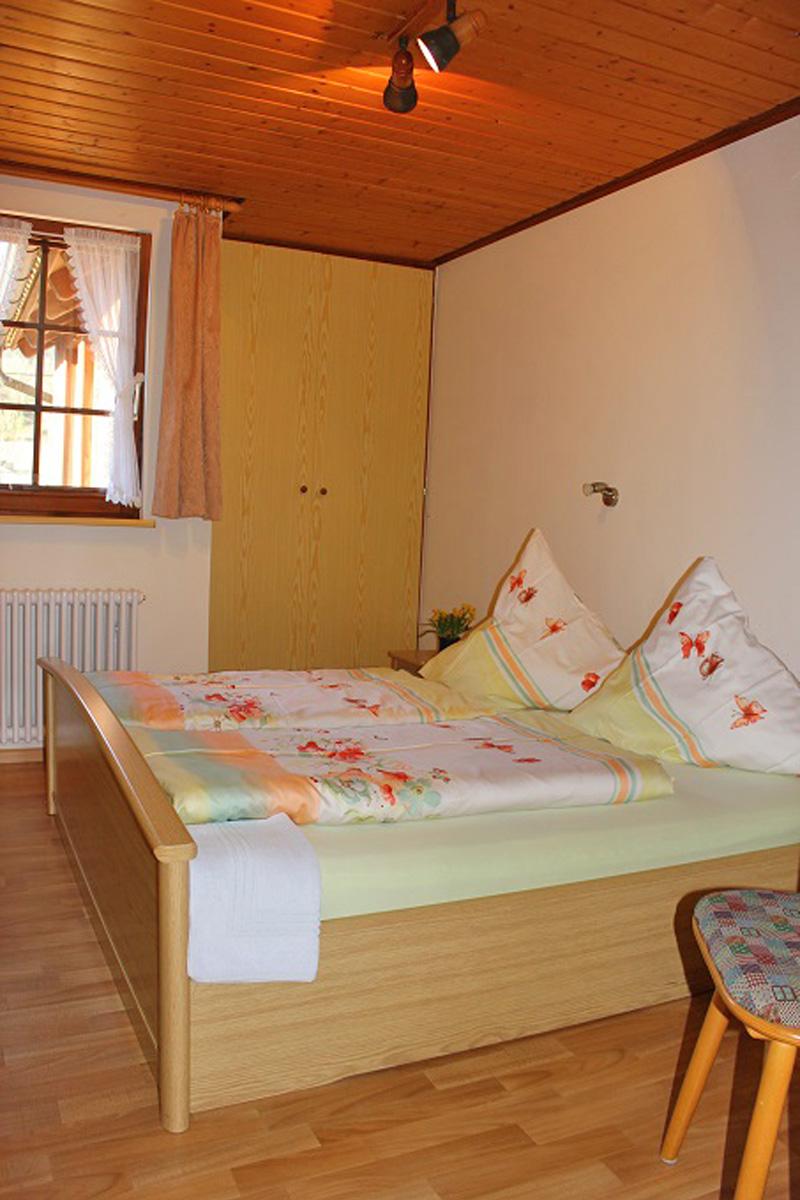 Ramsteinerhof Apfelblüte Schlafzimmer